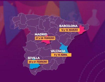 La Feria de los Colegios se extiende por toda España