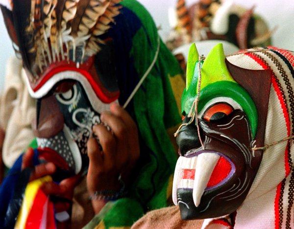 INdigenas Costa Rica
