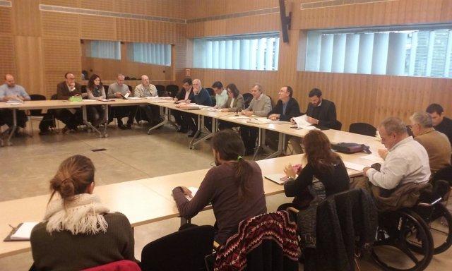 Reunión de Bonet con el sector de la accesibilidad