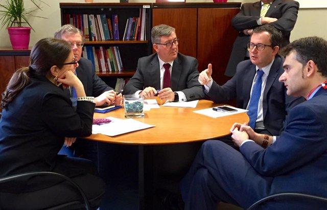 Memorandum de intercambio entre universidades españolas y estadounidenses
