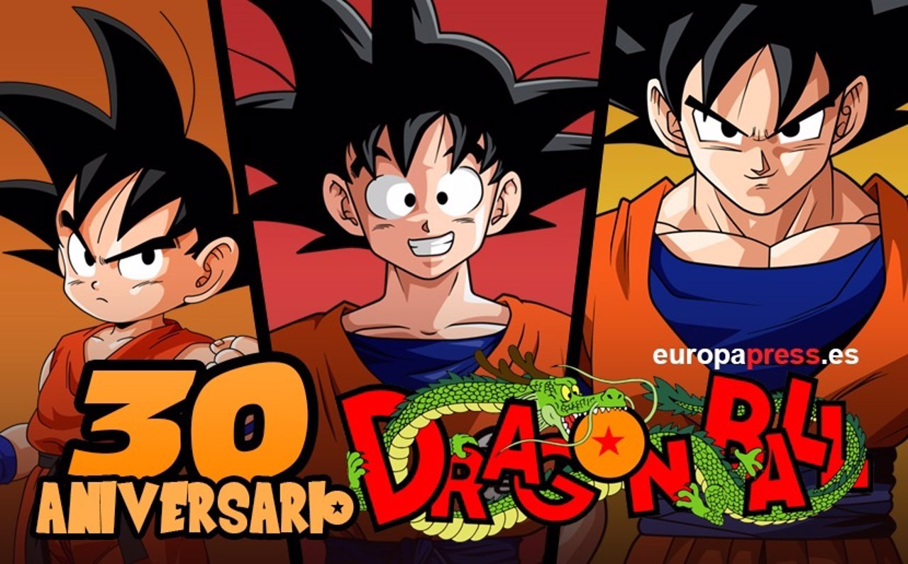 30 Años De Dragon Ball