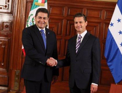 México y Honduras firman tres acuerdos comerciales para fortalecer las relaciones bilaterales