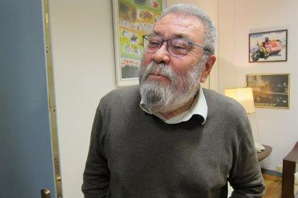 """Méndez sobre su retirada: """"No quiero ser una sombra alargada y patética en UGT"""""""