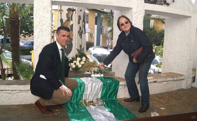 Día de Andalucía en Marbella, José Bernal