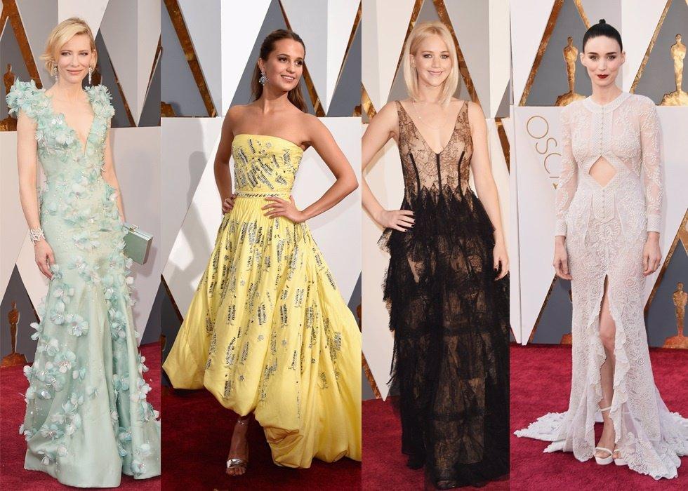 Red Carpet de los Oscars 2016