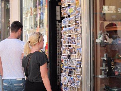 España recibió 3,5 millones de turistas internacionales en enero, un 11,2% más