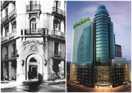 El Corte Inglés cumple 75 años:  de una pequeña sastrería al primer gran almacén europeo