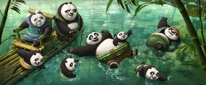 ¡Participa en el sorteo de 'Kung Fu Panda 3'!