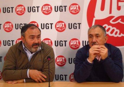 """José María Álvarez se muestra dispuesto a """"recuperar el prestigio"""" de UGT"""
