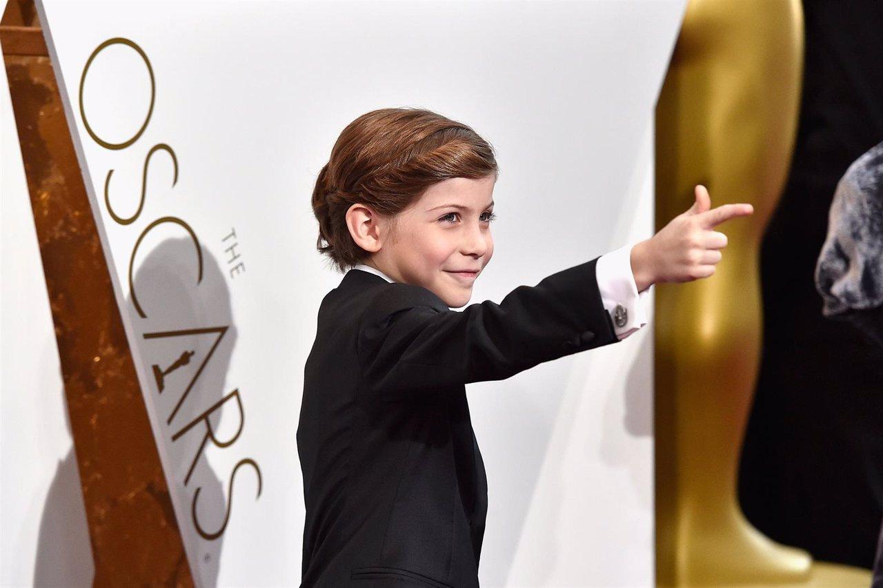 Jacob Tremblay en los Oscar 2016