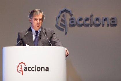 José Manuel Entrecanales cobra 3,56 millones como presidente de Acciona en 2015, un 10% más