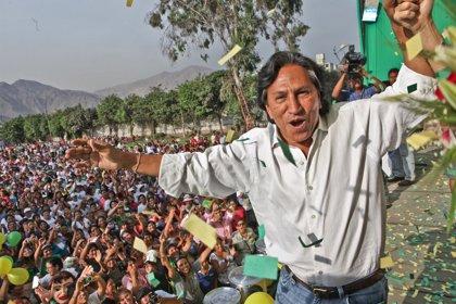 El expresidente peruano Toledo comparece en el Congreso por 'Lava Jato'