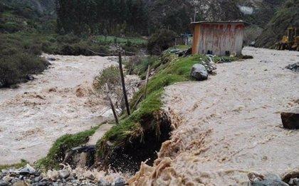Nuevo desborde del río Rímac en Perú