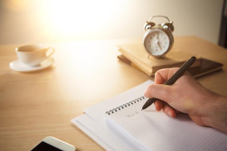 Establece prioridades para huir del estrés