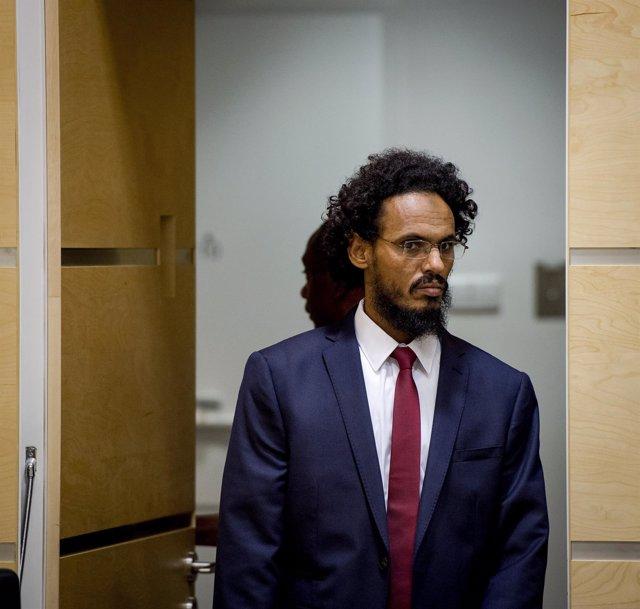 Ahmad Al Faqi Al Mahdi en el TPI