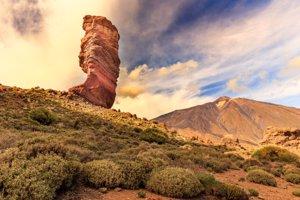 El Teide, en Islas Canarias