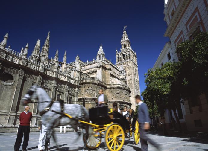 La Giralda, de Sevilla