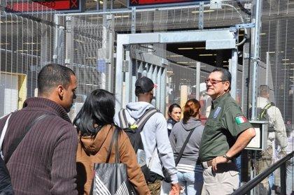 El cuarto vuelo de cubanos procedentes de Panamá llega a México