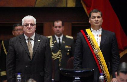 """Dimite el ministro de Defensa de Ecuador tras sacar adelante su proyecto de """"equidad"""""""
