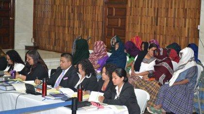 Las mujeres de Guatemala esclavizadas por el Ejército piden 3 millones de dólares