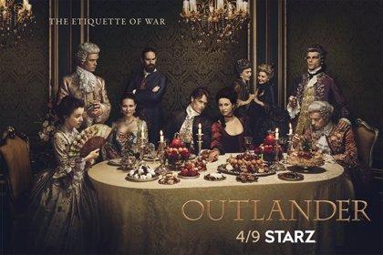 Outlander: Nuevo cartel de la segunda temporada