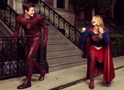 ¿Cuántas veces aparecerá The Flash en Supergirl?