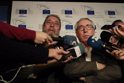 """Toxo y Méndez advierten de que el dato de paro """"no es bueno"""" y piden medidas inmediatas"""
