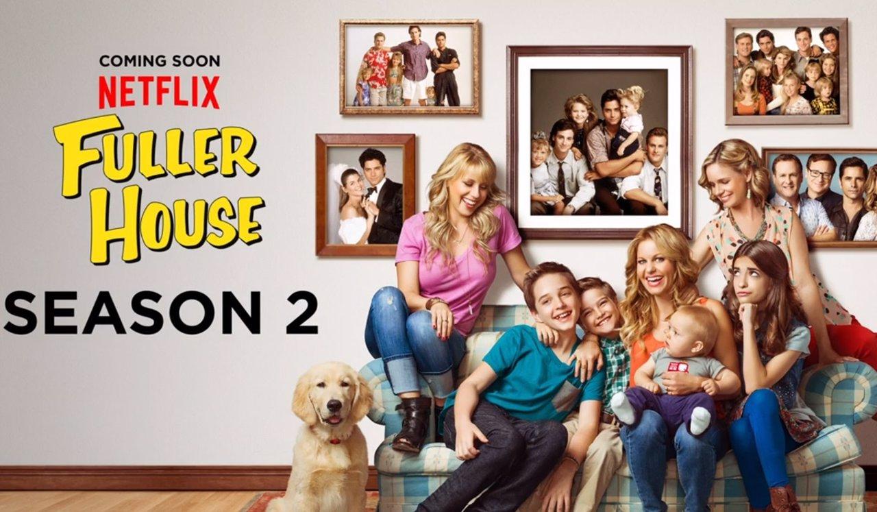 Netflix renueva Fuller House (Madres Forzosas)