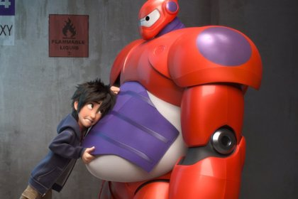 Big Hero 6 regresará como serie a Disney XD