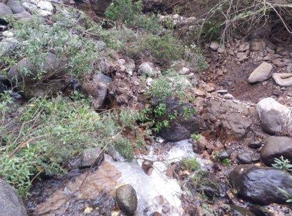 Desaparece un río en el estado mexicano de Veracruz