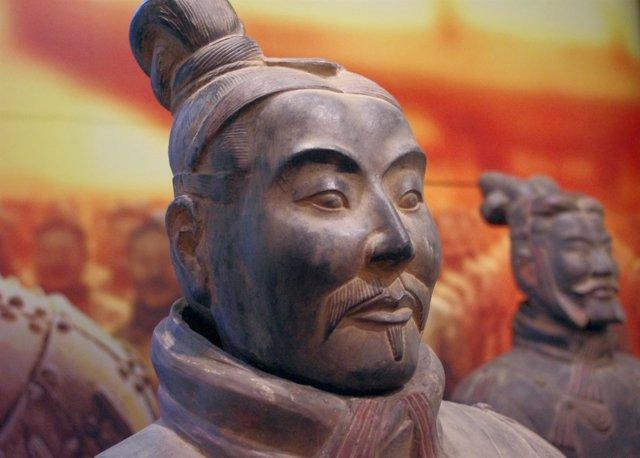 La exposición sobre los Guerreros de Xian se prorroga en Sevilla