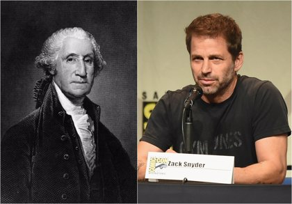 Zack Snyder quiere rodar un biopic de George Washington al estilo 300