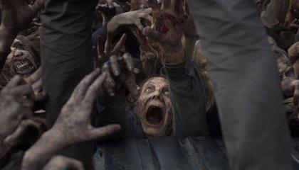 ¿Cómo sobrevivir al rodaje de The Walking Dead?