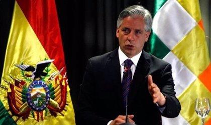 El vicepresidente boliviano vincula a Gabriela Zapata con líderes de la oposición