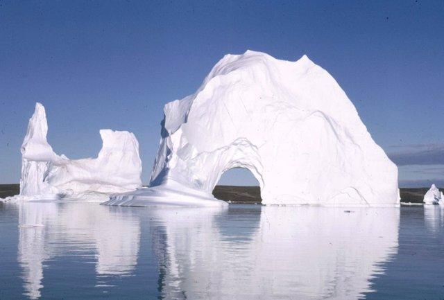 Scoresby Sund en Groenlandia