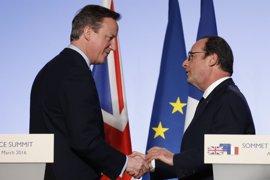 Cameron y Hollande presionarán este viernes a Moscú para que respete el alto el fuego en Siria