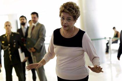 """Rousseff defiende la presunción de inocencia y clama contra la """"execración pública"""""""