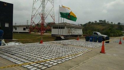La policía de Colombia confisca 3,5 toneladas de cocaína al Clan Úsuga