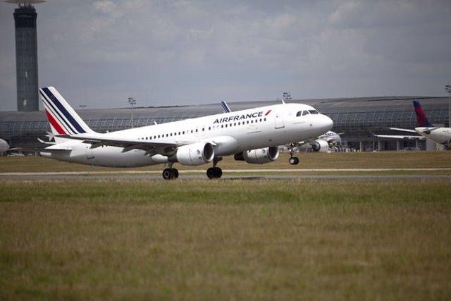 Airbus A320 de Air France