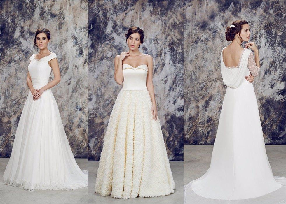 mireia vidal: vestidos de novia únicos y exclusivos para tu boda