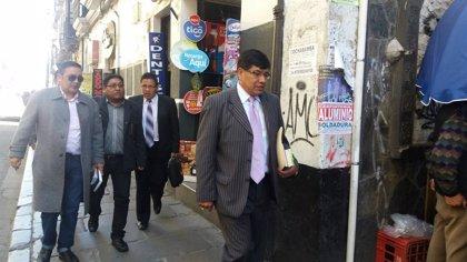 Determinan detención preventiva para el exchófer de Cristina Choque en Bolivia