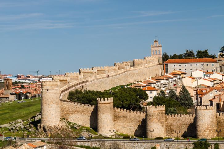 Ávila, muralla