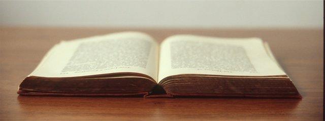 Libro, diccionario, hojas, biblioteca, leer.