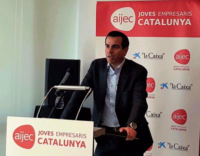 El presidente de Europastry, Jordi Gallés