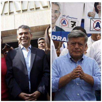 La Junta electoral de Perú rechaza las candidaturas de Guzmán y de Acuña