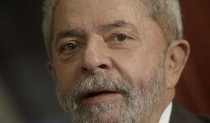 """Lula tras su interrogatorio: """"No voy a agachar la cabeza"""""""