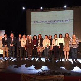Celebración del Día de la Mujer en La Carolina (Jaén)