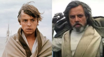 Mark Hamill: Luke Skywalker es gay si tú quieres que lo sea