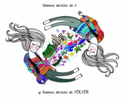 #ViajoSola, la iniciativa en Twitter para defender el derecho de las mujeres a viajar solas
