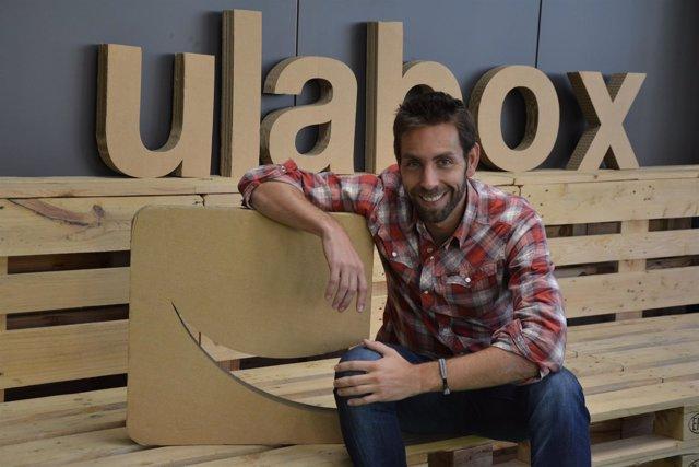 El cofundador y director ejecutivo de Ulabox Jaume Gomà